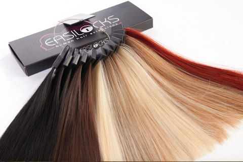 Easilocks color-ring Celebrity Range.