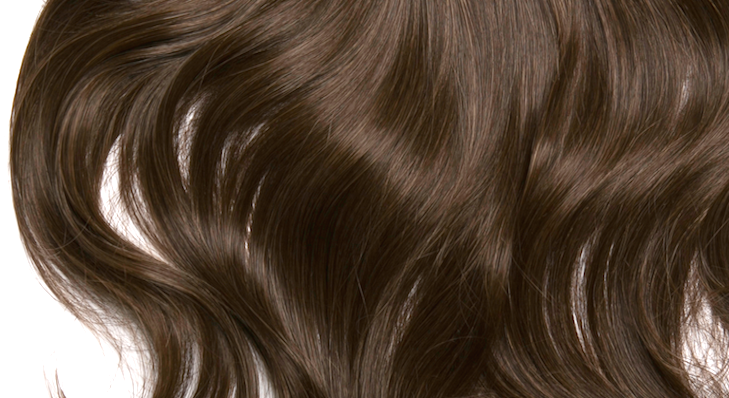 Megan's Bouncy Blow - Set of 2 - Brown Cocoa
