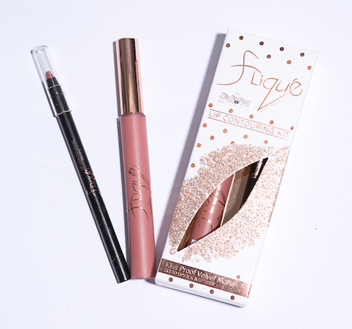 Kissable Liquid Lipstick & Contour Pencil Kit (155740930057)