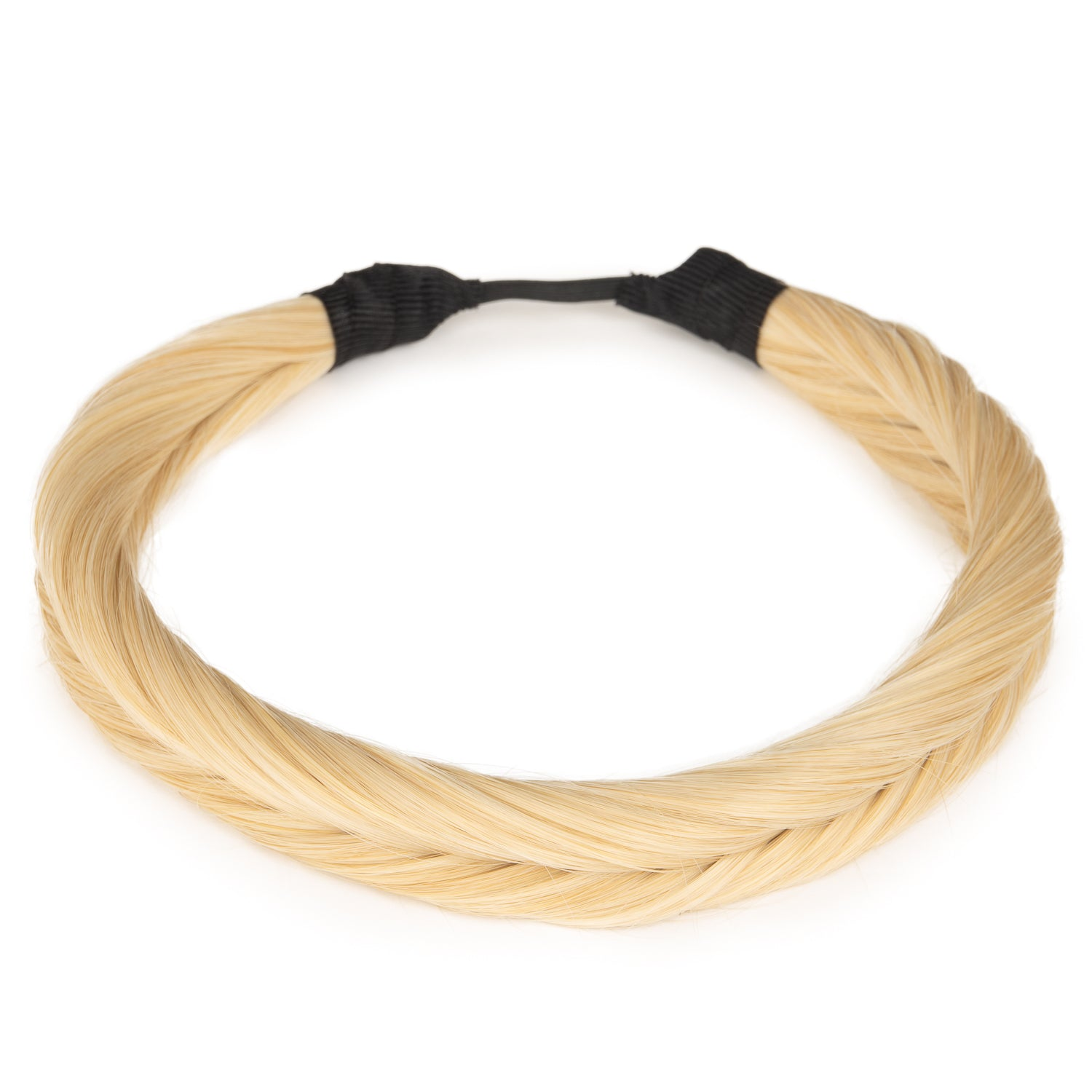 The Braided Headband - Pure Blonde (180658609)