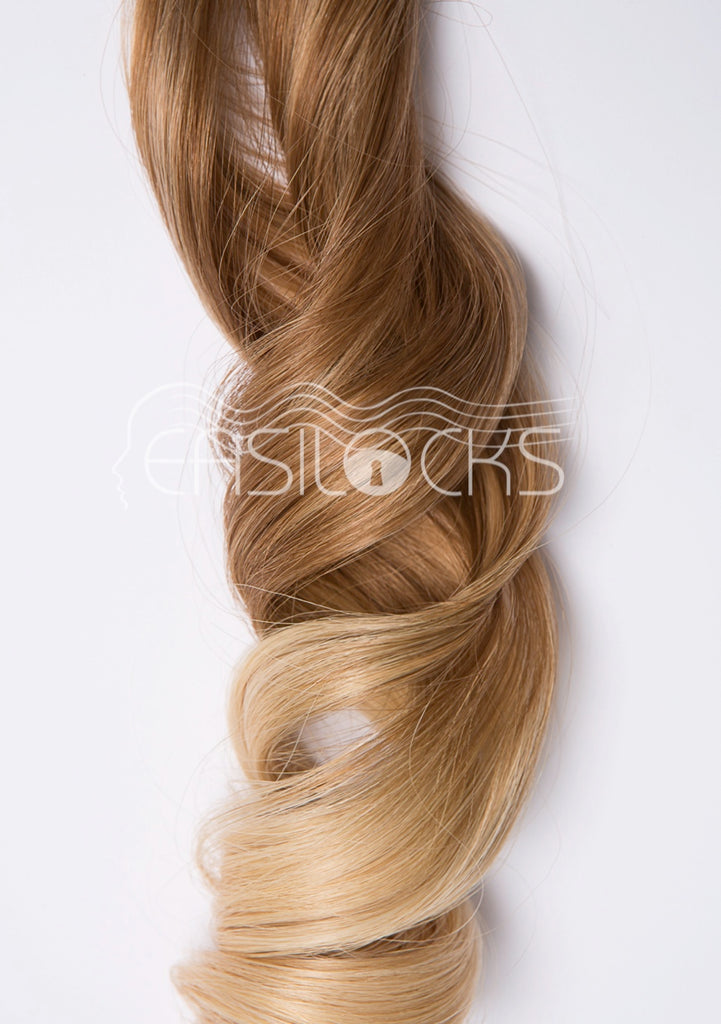 Multi Weft Chocolate melt