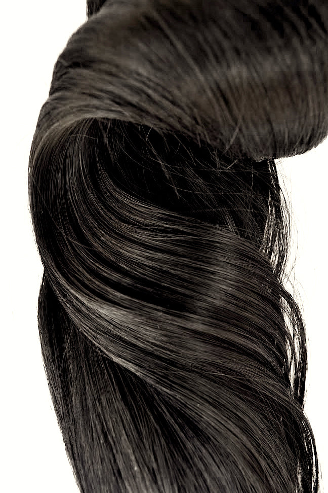 HOLLYWOOD Ponytail -  Darkest Brown. (379331224)