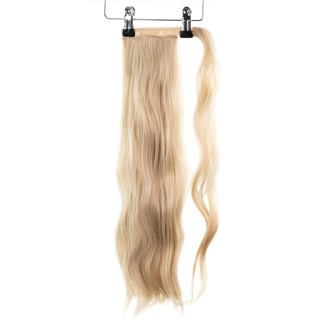 "Jordyn X Easilocks 22"" Clip-In Ponytail - Malibu Blonde (PRE ORDER) (4168056995920)"