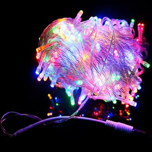 Waterproof Outdoor Led String Lights 10M 20M 30M 50M 100M Garland Lamp Fairy Christmas Wedding Party Holiday Xmas Decoration 12V