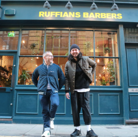 The Ruffians are coming! Pop-up announced for New York City
