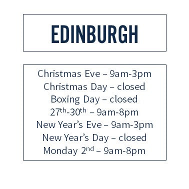 Ruffians Edinburgh Hours