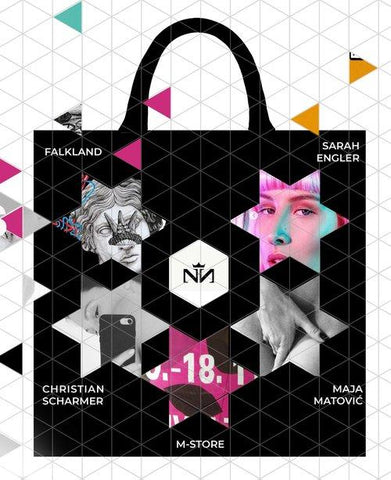 Nelizabeta Metamorphosis Bag Exhibition