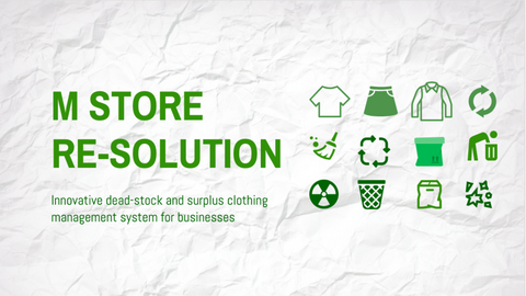 M Store Re-Solution