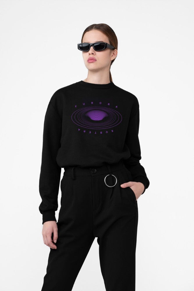 """Space"" Unisex Sweatshirt"