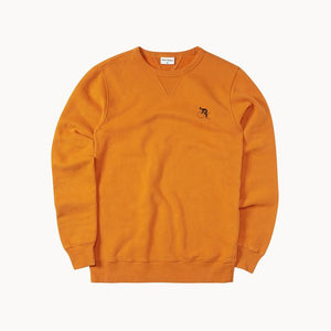 Erstwhile icon cycling sweater obviously orange