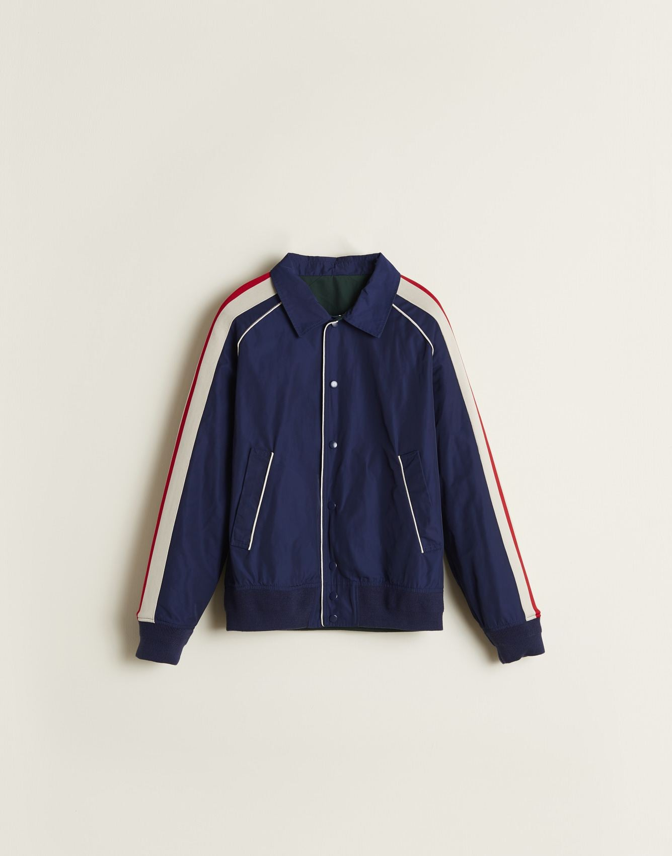 Bellerose jang p1256 navy reversible