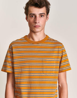 Bellerose veko yellow stripe c