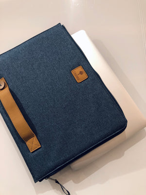 Faguo laptopsleeve blue