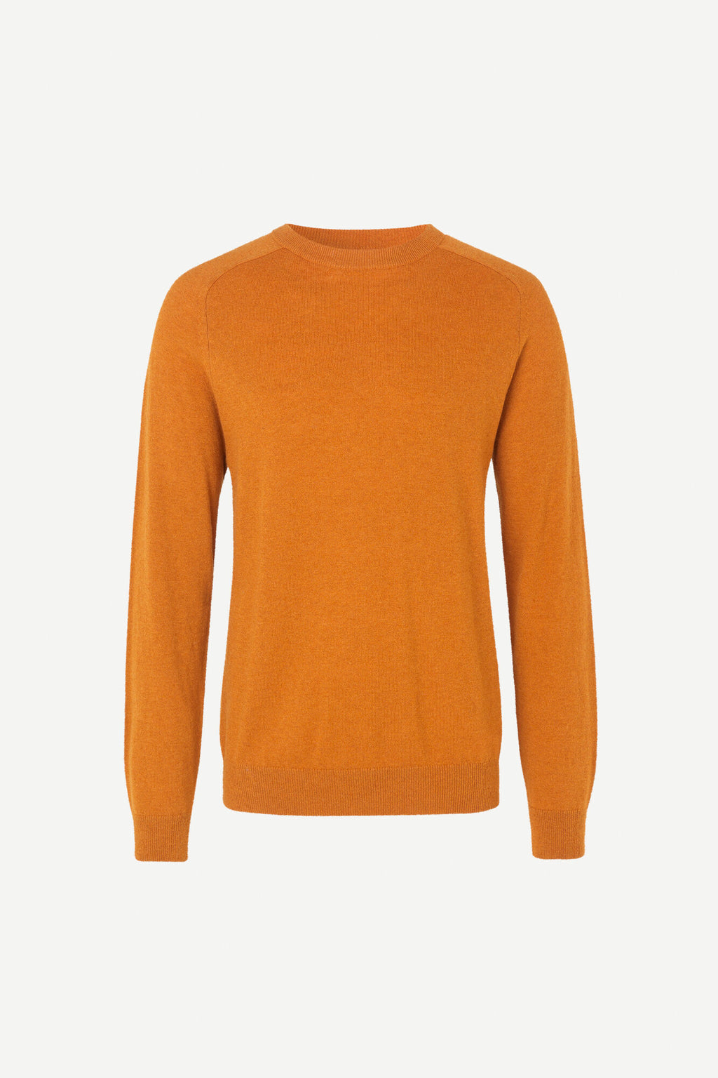 Samsoe samsoe gillis crew neck 132 honey ginger