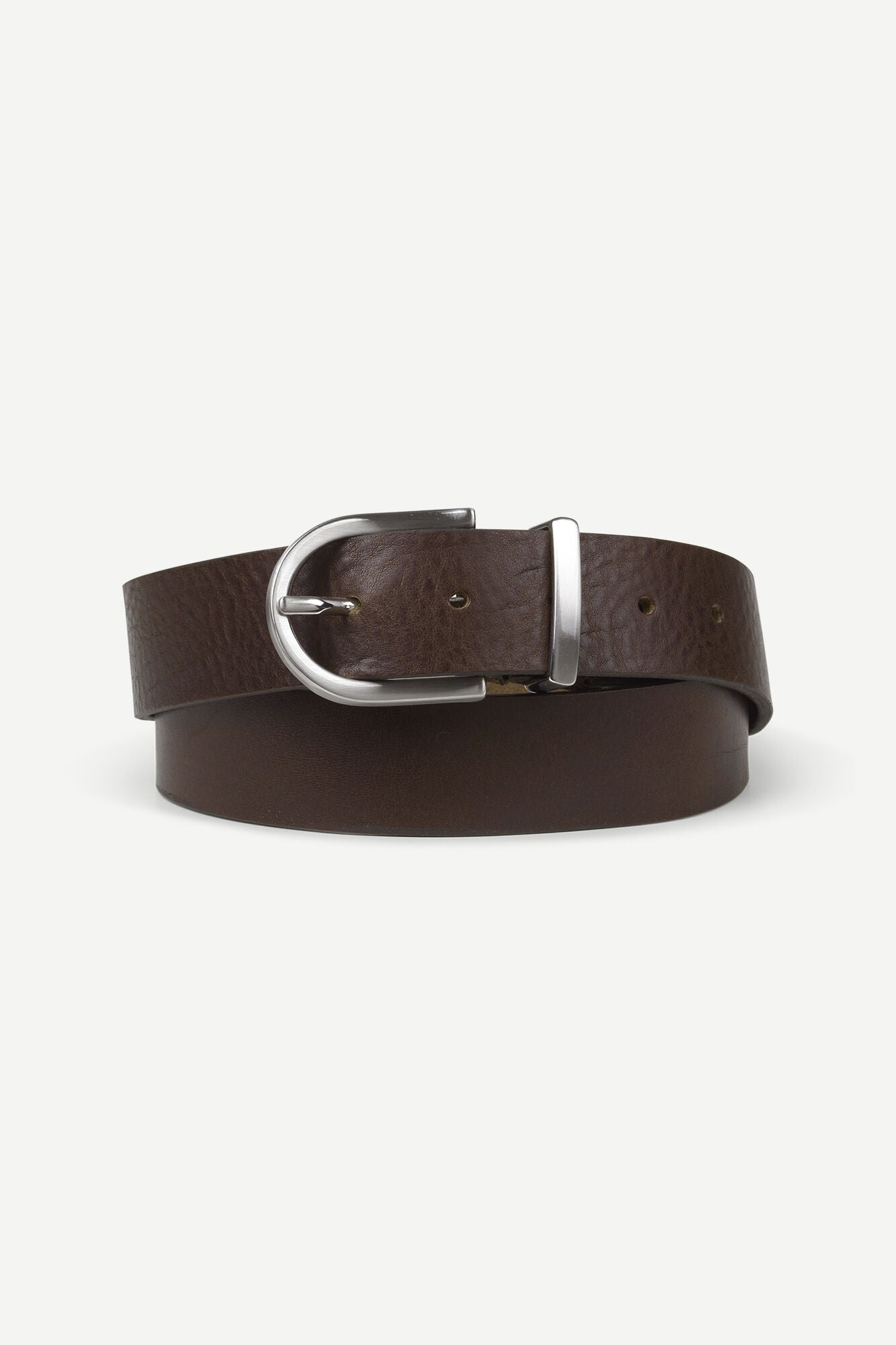 Samsoe samsoe bevan belt dark brown