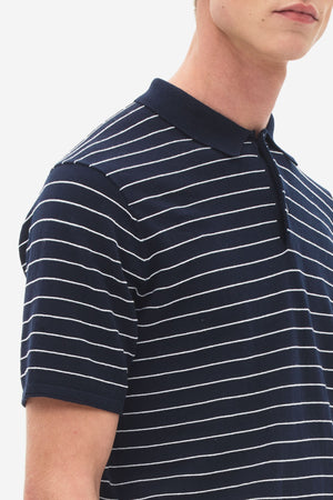 Nowadays knitted polo cloud
