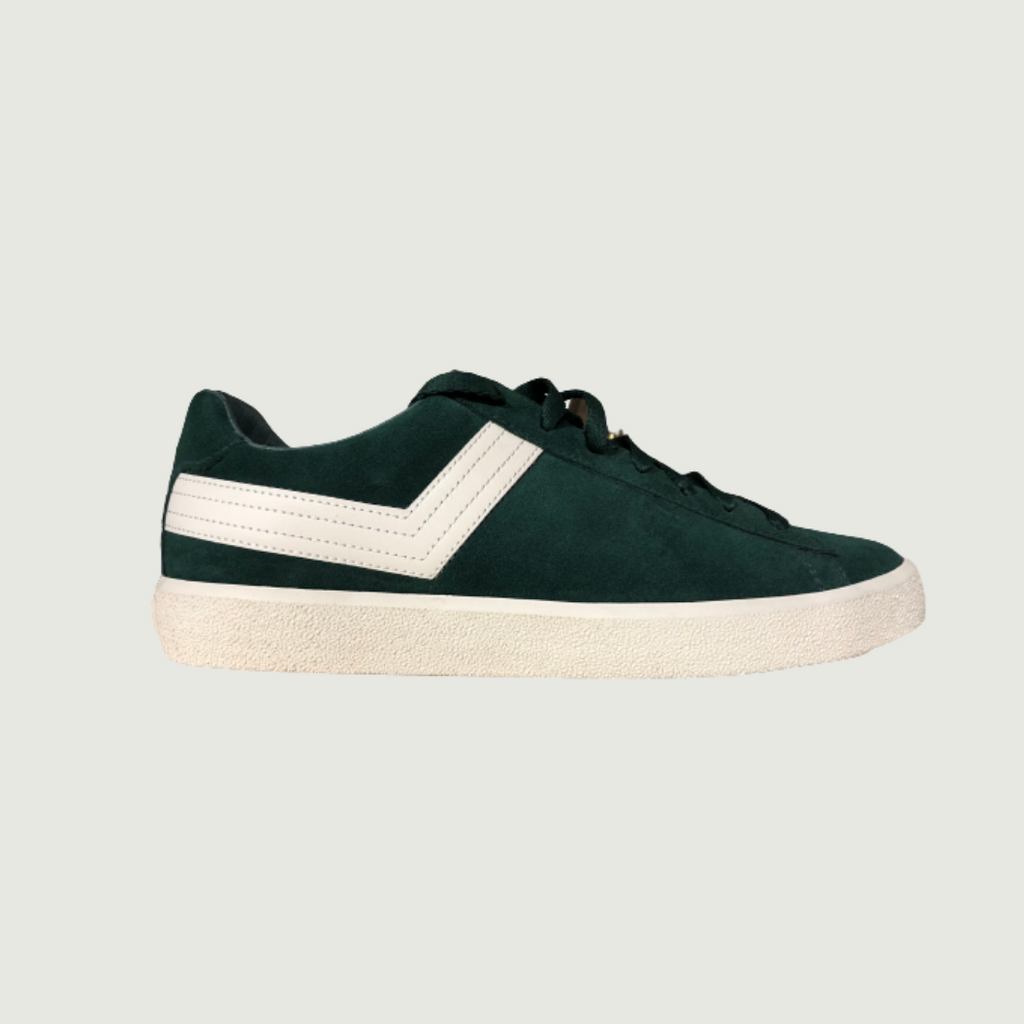 Pony topstar pine green cloud dancer