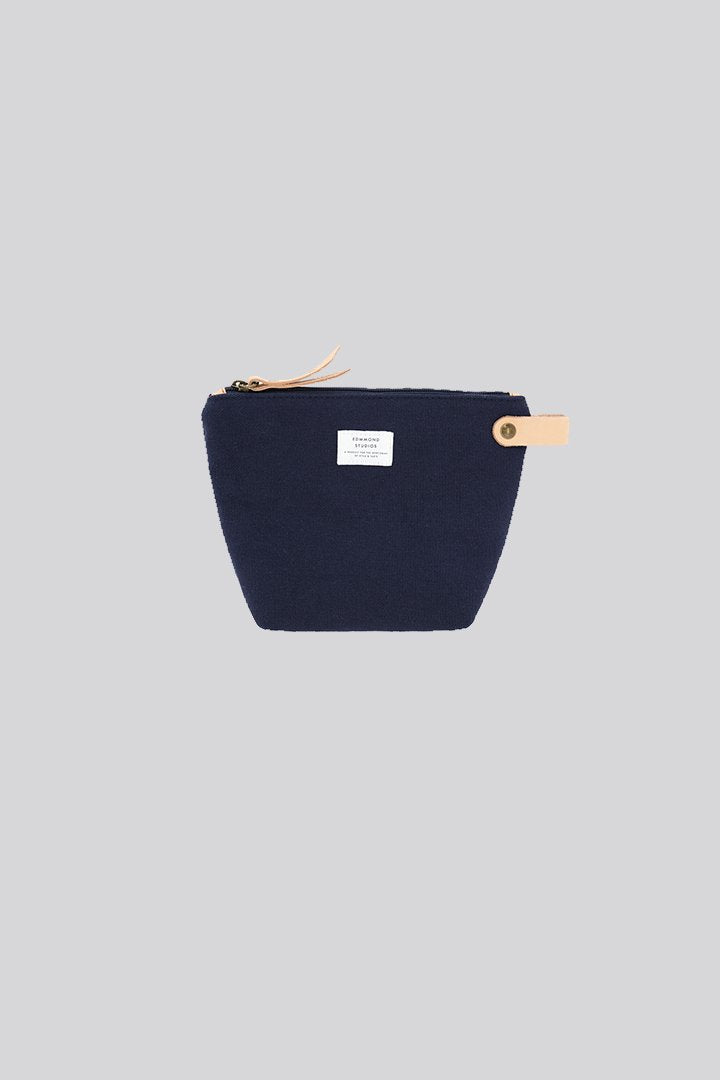 Edmmond washbag plain navy