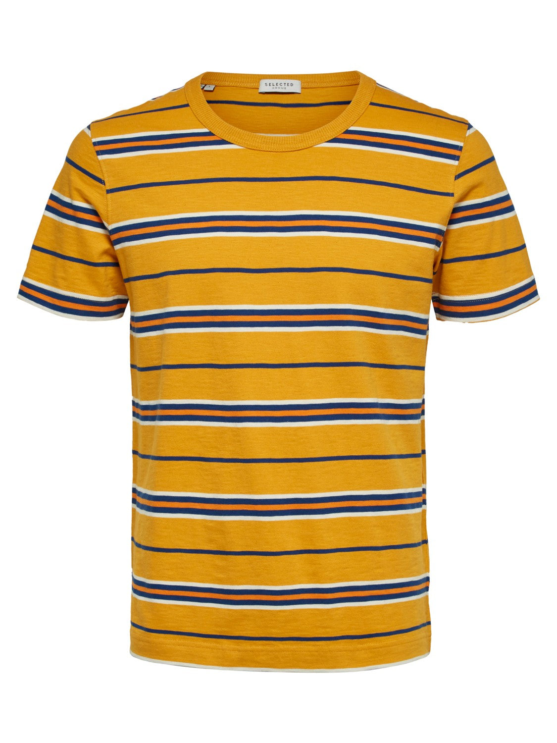 Selectedhomme jake stripe sunflower