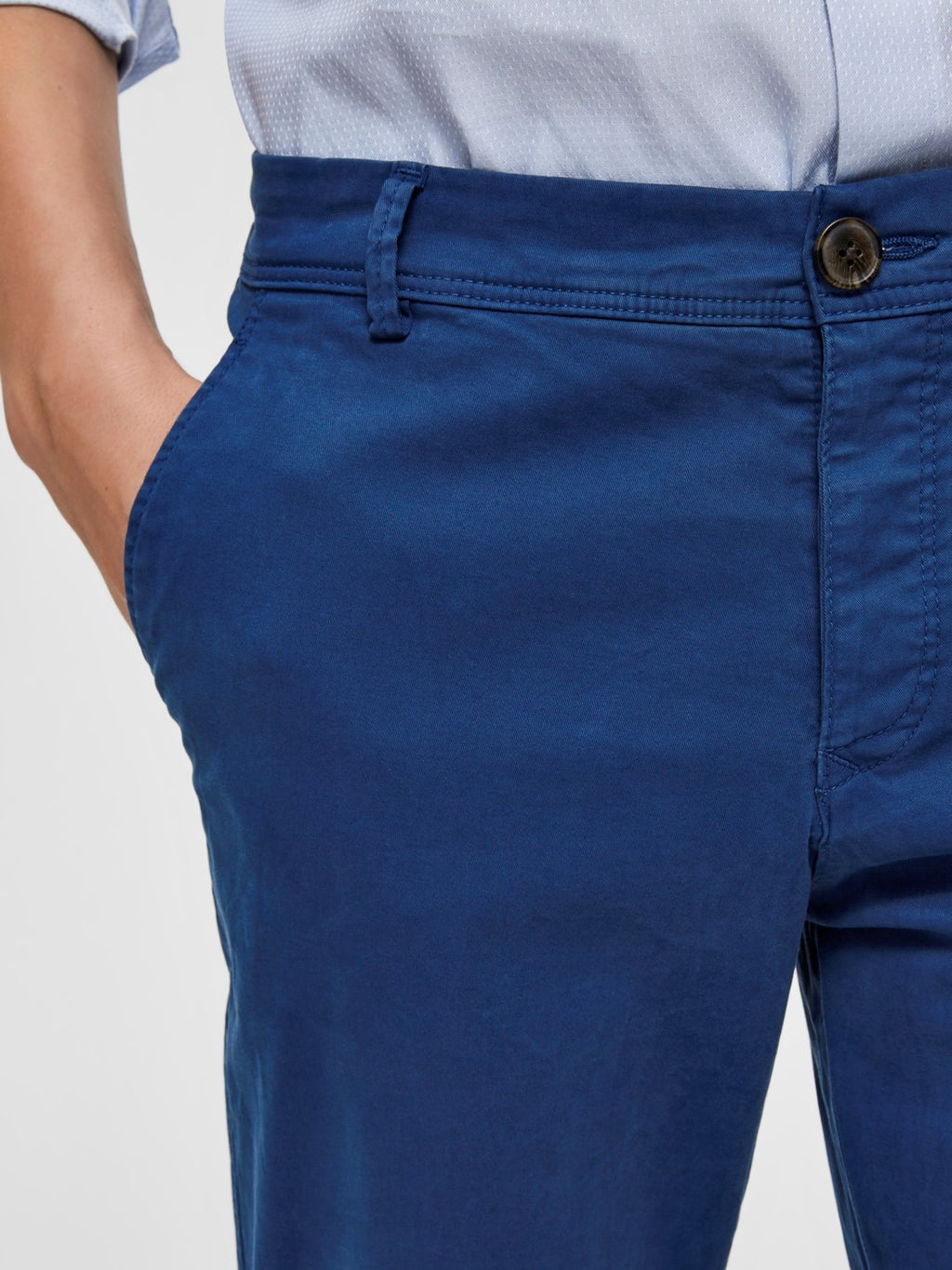 Selectedhomme luca estate blue