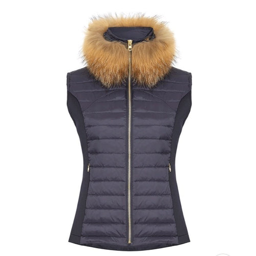 Guinea Down Filled Gilet - Navy
