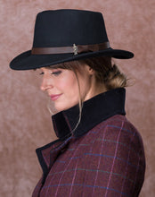 Load image into Gallery viewer, Jack Murphy Boston Hat - Black