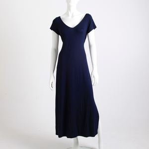 Bariloche Navy Maxi Dress