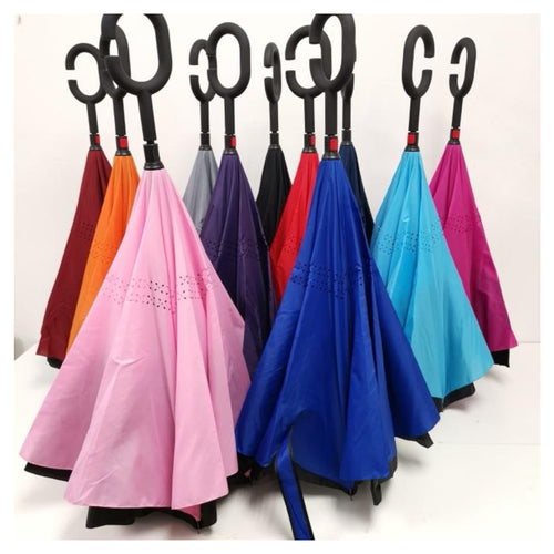 Superbia Upside Down Umbrella - Various Colours