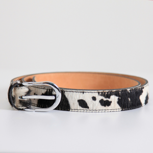 Bagitali Cow Hide Belt