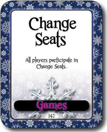 How To Play Change Seats The Christmas Game
