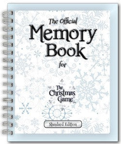 Official Memory Book for the Christmas Game