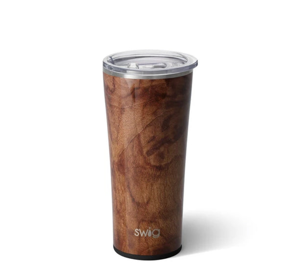 "Swig ""Black Walnut"" Tumbler (22oz)"
