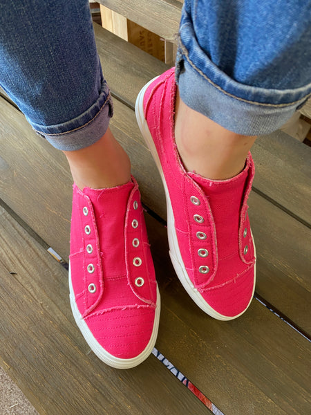 "Corkys ""Babalu"" in Hot Pink"