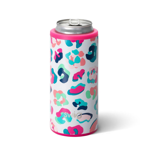 "Swig ""Party Animal"" Skinny Can Holder"