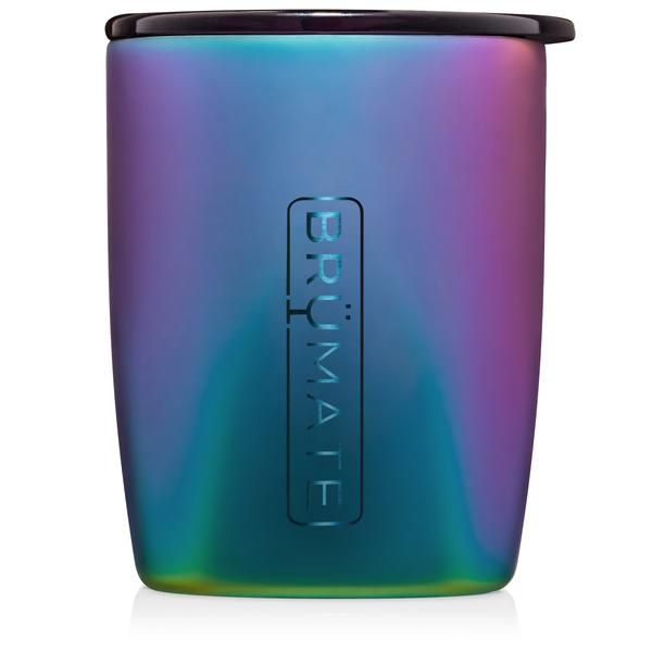 Brümate Rocks Tumbler in Dark Aura