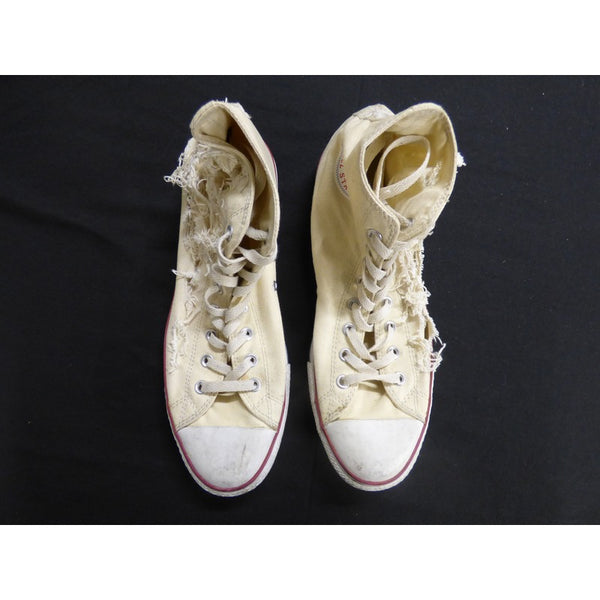 Custom Distressed Converse Chuck Taylor All Star High Tops