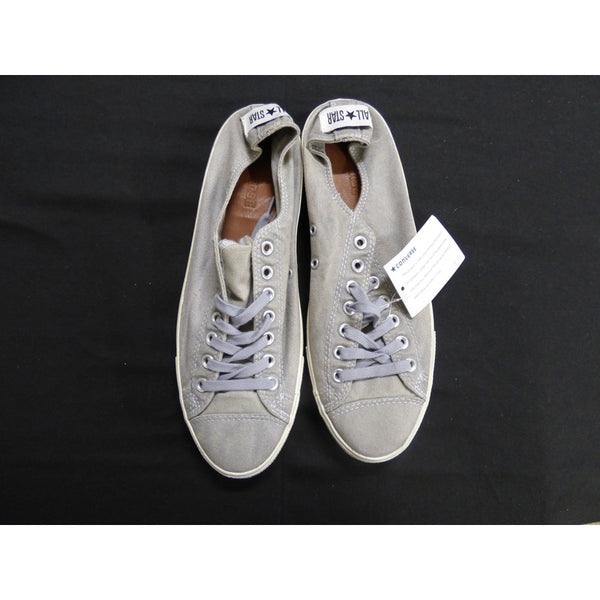 Grey Converse Chuck Taylor One Star Low Tops