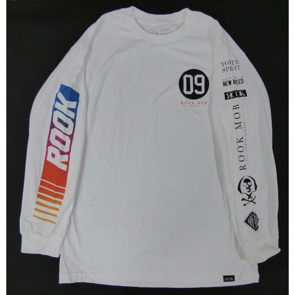 Rook Mob Long Sleeve Shirt