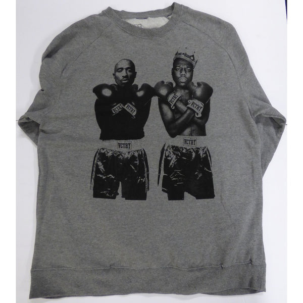 Thrill of Victory Tupac & Notorious B.I.G Sweatshirt