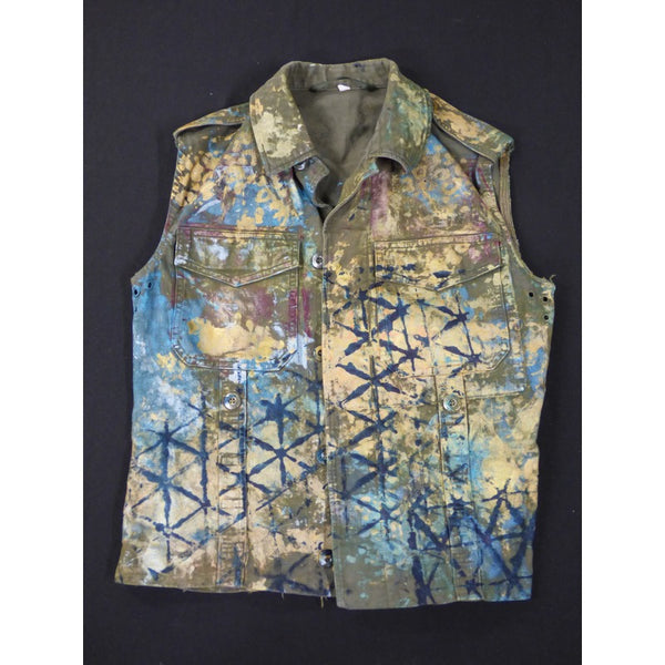 Custom painted Army Vest