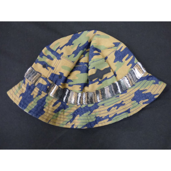 Flat Fitty Bucket Hat