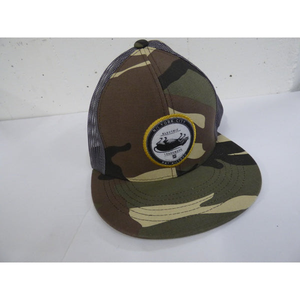 Electric New York City Rat Killers Hat