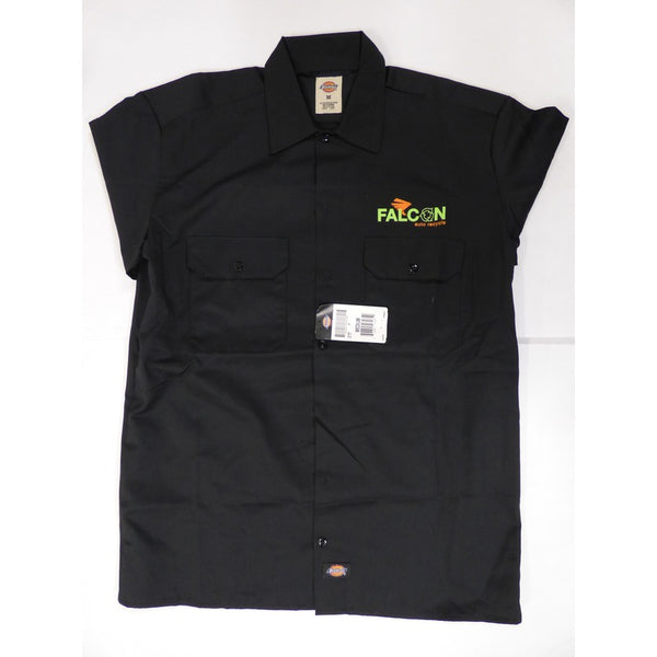 Dickies Falcon Auto Recycle Collared Shirt