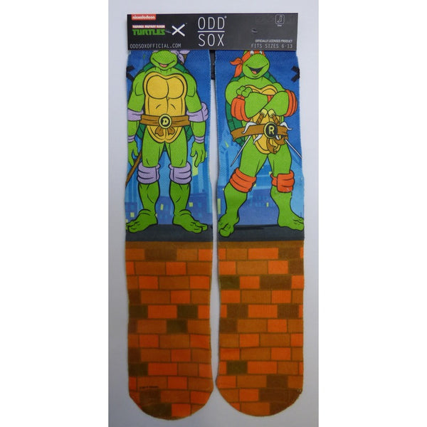 Teenage Mutant Ninja Turtle Socks