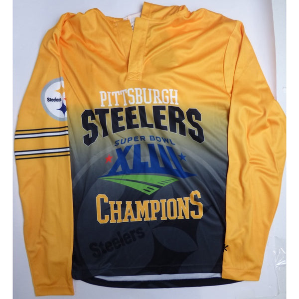 Pittsburgh Steelers Super Bowl XLIII Champions Hoodie
