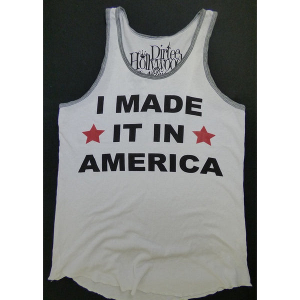 Dirtee Hollywood Tank Top