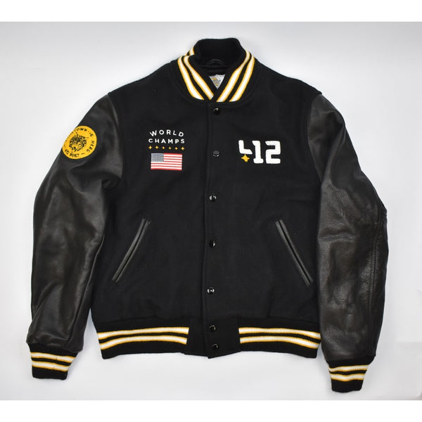 2106 412 / Golden Bear Pittsburgh Pirates Jacket
