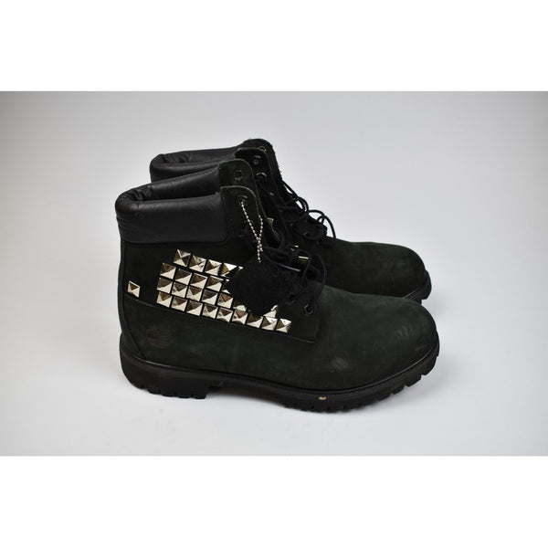 Timberland Boots with Silver Studs