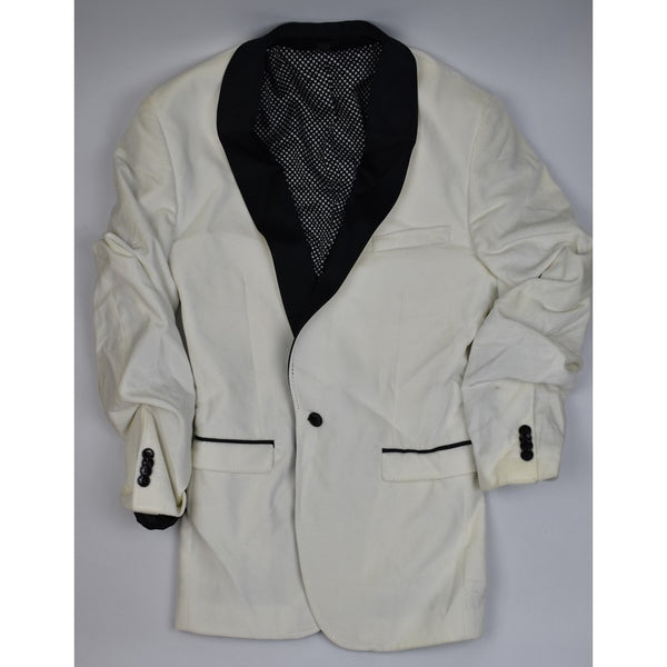 Dolce & Gabbana Dinner Jacket w/ Ruched Sleeves