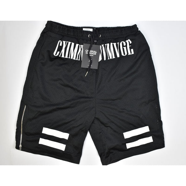 Criminal Damage Swim Trunks
